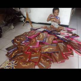 Coklat Van Houten promo