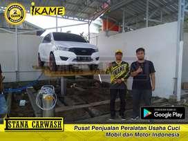 Hidrolik Cuci Mobil IKAME Terkenal Di Indonesia Dengan kualitas No.1