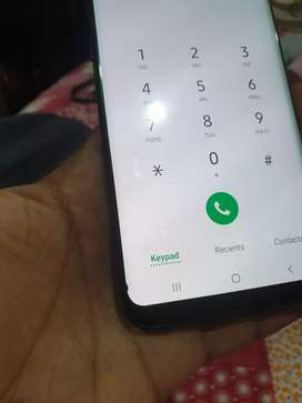 Samsung S8 plus doted disply panel