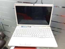Sony i3 laptop 15.6 Display 4 Gb Ram 500 gb Hard Disk 2gb graphics