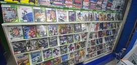 Xbox 360 games all titles available