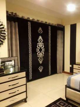Curtains with, Roman  latest style available in bahria town rawalpindi