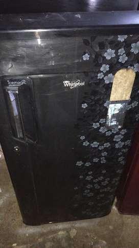 Used fridges with waranty