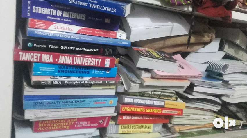 All engg books & mba 1 sem books 0
