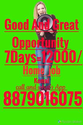 Best opportunity to earn extra money