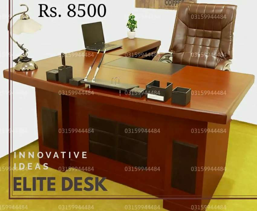 Office Table best sofa counter chair study laptop computer workstation 0