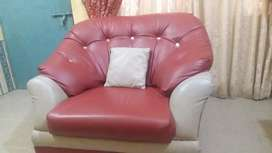 Sofa set only used 3 years.. It has some defect shown in picture