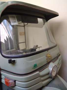 Stahlco Commando CNG Rickshaw For Sale