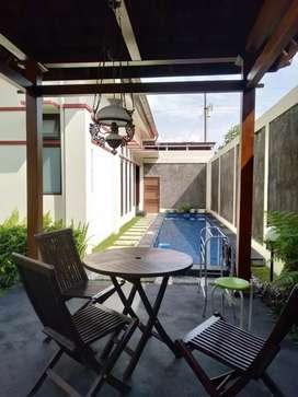 Swimming Pool Homestay Dekat Jambu Sari Jogja