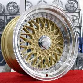 Pelek Racing - RS JD35 HSR Ring.16  GOLD MACHINE