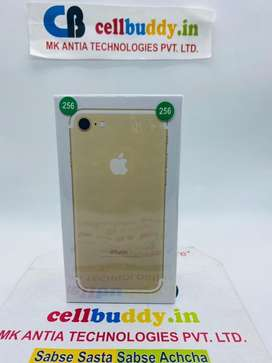 Apple iPhone || 7 256GB Gold || Brand New SealedPacked Product || COD