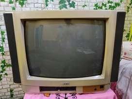 Akai 21 inch television