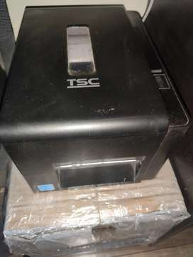 TSC Barcode/Label sticker Printer