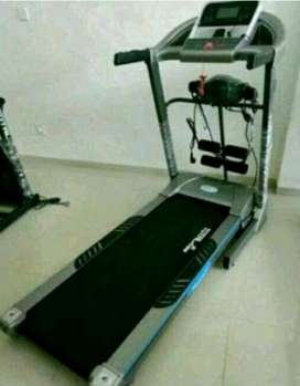 Alat olahraga Treadmill modern 3 Fungsi with incline TL270