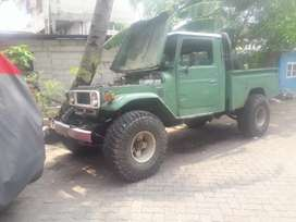 Hardtop PU diesel josh sunter kelapa gading