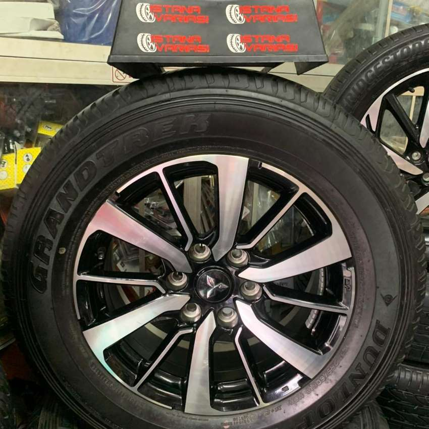 Velg & Ban 18 Ori New Pajero Sport Dakar 2021 cocok pajero lama