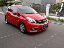Bismillah  BRIO E SATYA MANUAL 2017 RED