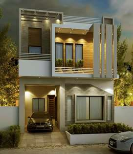 A New building , Luxurious House with all facilities.
