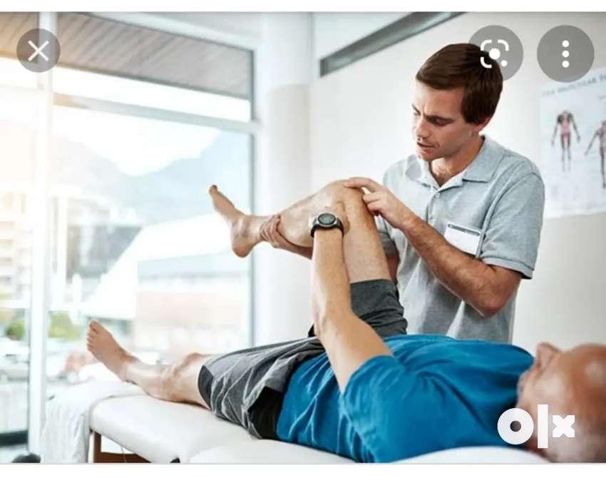 Hiring physiotherapist