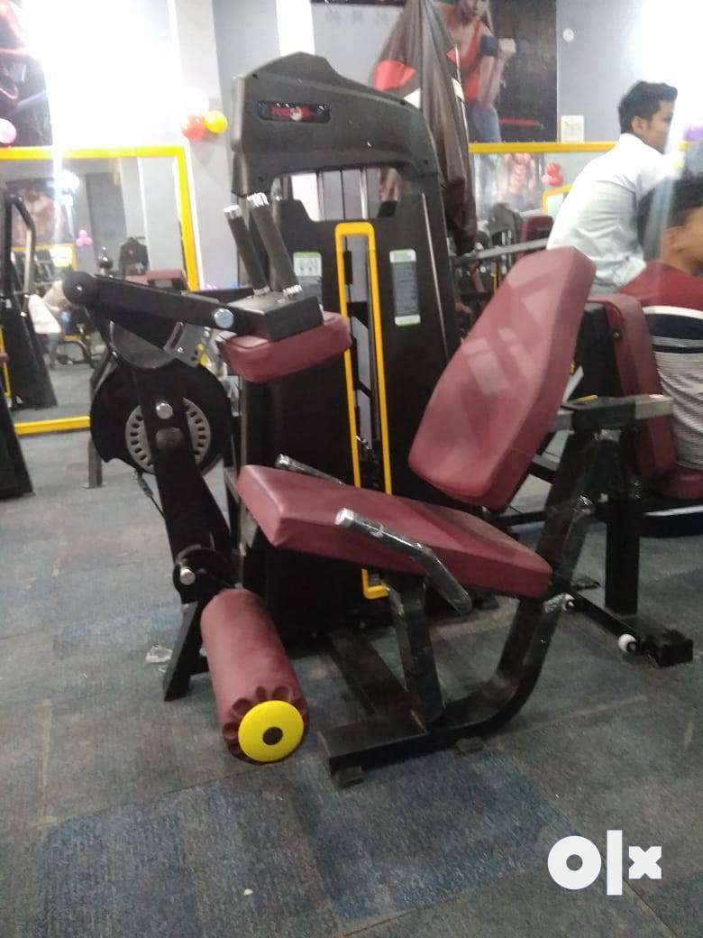 Gym full setup ( branded ) 0