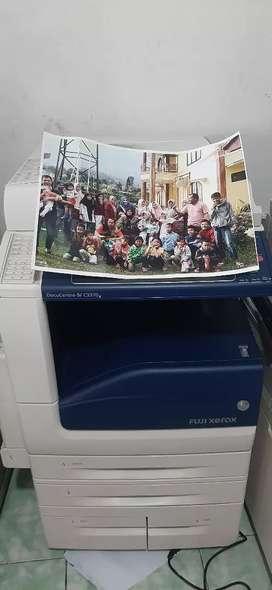 Mesin Fotocopy warna Fujixerox DC IV 3370