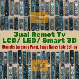 online remot tv lcd/led semua merk (bisa diantar)