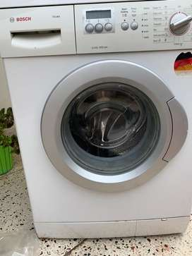Bosch front load fully automatic washing machine