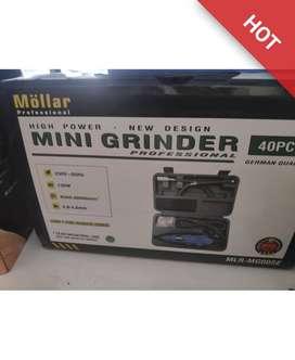 GERINDA TURNER SET BOX MOLLAR _J