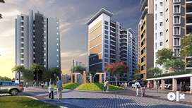1400sqft 2BHK& apartment available/for Sale in Zirakpur