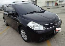 Nissan Latio 1.8 Matic Tahun 2009 / 2010 Hitam Terawat – Handy Autos