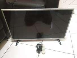 """Tv Led 32"""" LG kaki2 32LH510D Digital (Unit,Remote)"""