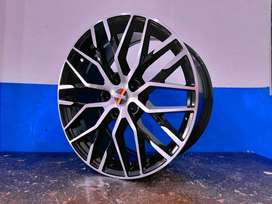 Kredit Velg Mobil Mercy, Macan, XPpander, Luxio, Murano Ring 18 HSR
