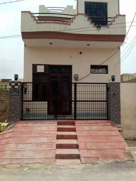 Well maintained house for small family