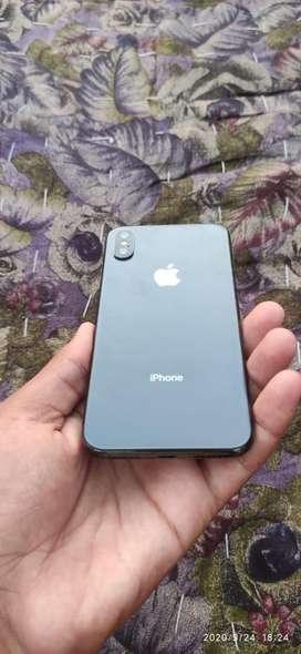 I phone x space grey