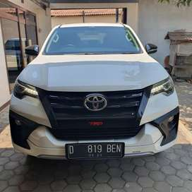 Toyota Fortuner VRZ TRD 2018 AT