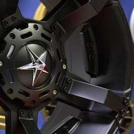 Pelek - RASTA 2  HSR Ring.16 PCD.6X139,7 ET.0 SMB