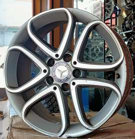 Mercedes benz 17 inch oem 4 alloys for sale