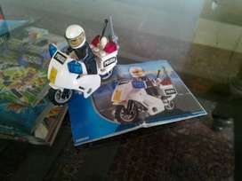 7235 Lego City Police Motorcycle 2005