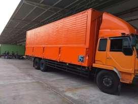 Wing Box Tronton 10 Roda 6x2L 220PS thn 2016