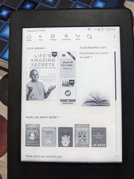 """Kindle Paperwhite, 6"""" High Resolution Display with Built-in Light"""