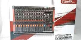 L Series 12CH Mixer 12 Channel Mic dan Musik