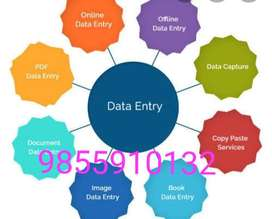 Online Data Entry Work at Your Home | Daily Income Up to