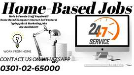 Apply today & earn cash by real online home base job simple typing job