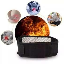 Sabuk Korset terapi pemanas pinggang punggung nyeri otot belt magnetic
