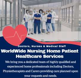 Karachi Home Patient care Services