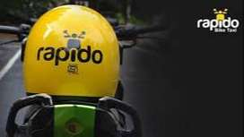 Rapido Hiring for Food delivery boys in Faridabad