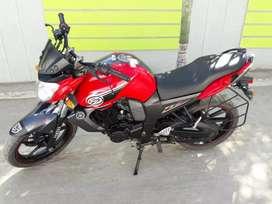 2014 Single Owner Yamaha FZ