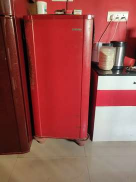 samsung fridge single door good condition