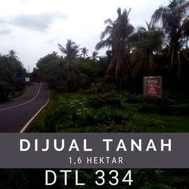 DTL 334 Investasi Masa depan - Dijual Tanah di Singaraja