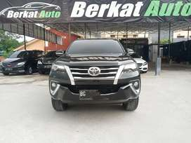 toyota fortuner 2016 vrz automatic km 70 rb